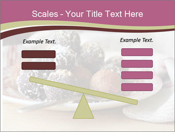 Plate With Truffles PowerPoint Template - Slide 89