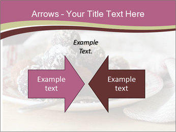 Plate With Truffles PowerPoint Template - Slide 90