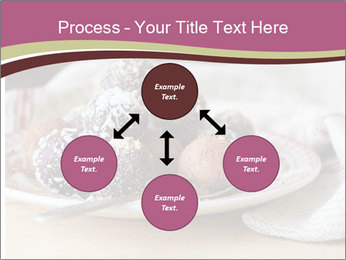 Plate With Truffles PowerPoint Template - Slide 91