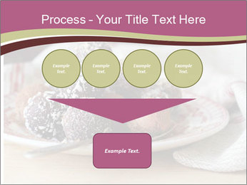 Plate With Truffles PowerPoint Template - Slide 93