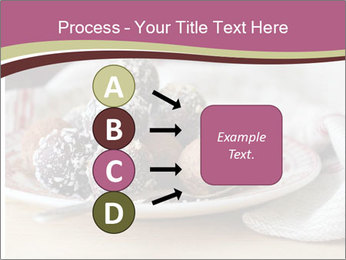 Plate With Truffles PowerPoint Template - Slide 94