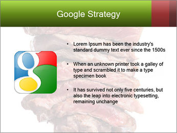 Sirloin Steak PowerPoint Templates - Slide 10