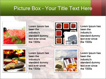Sirloin Steak PowerPoint Templates - Slide 14