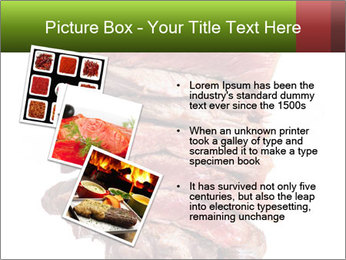 Sirloin Steak PowerPoint Template - Slide 17