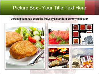 Sirloin Steak PowerPoint Templates - Slide 19