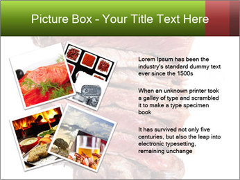 Sirloin Steak PowerPoint Templates - Slide 23