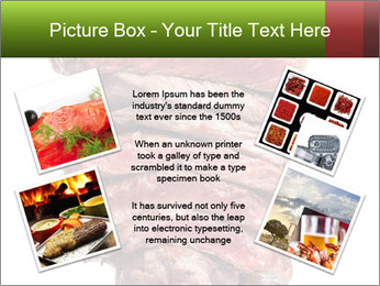 Sirloin Steak PowerPoint Template - Slide 24