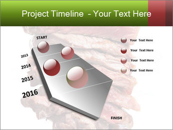 Sirloin Steak PowerPoint Templates - Slide 26