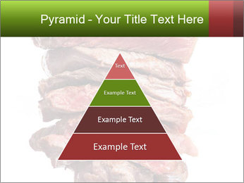 Sirloin Steak PowerPoint Template - Slide 30