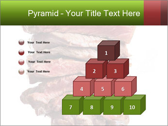 Sirloin Steak PowerPoint Template - Slide 31