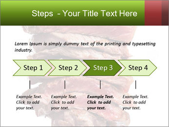 Sirloin Steak PowerPoint Template - Slide 4