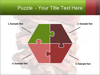 Sirloin Steak PowerPoint Templates - Slide 40