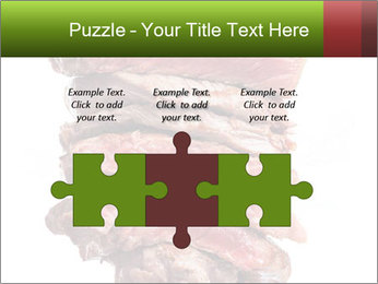 Sirloin Steak PowerPoint Templates - Slide 42