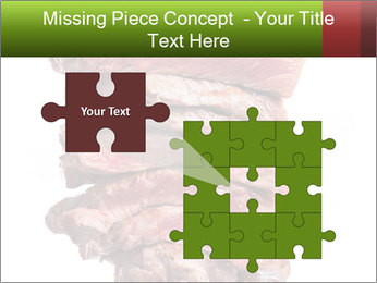 Sirloin Steak PowerPoint Templates - Slide 45