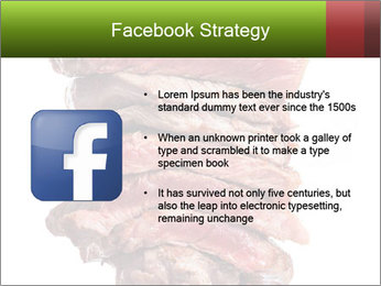 Sirloin Steak PowerPoint Templates - Slide 6