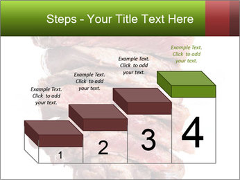 Sirloin Steak PowerPoint Templates - Slide 64