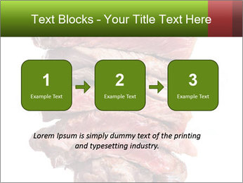 Sirloin Steak PowerPoint Template - Slide 71
