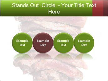 Sirloin Steak PowerPoint Template - Slide 76