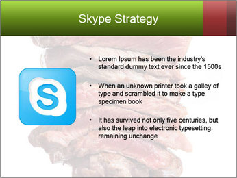 Sirloin Steak PowerPoint Template - Slide 8