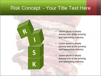 Sirloin Steak PowerPoint Template - Slide 81
