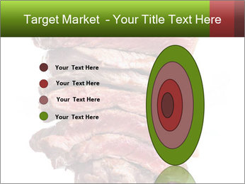 Sirloin Steak PowerPoint Template - Slide 84