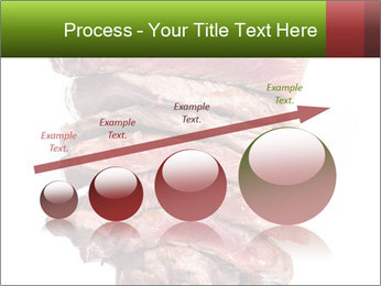Sirloin Steak PowerPoint Template - Slide 87