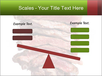 Sirloin Steak PowerPoint Template - Slide 89