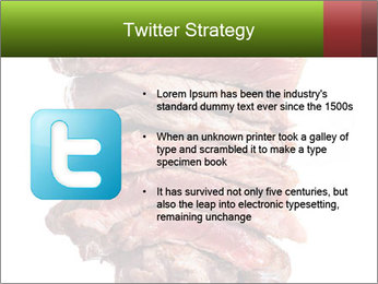 Sirloin Steak PowerPoint Template - Slide 9