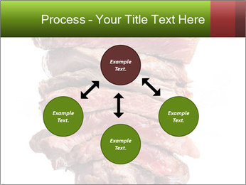 Sirloin Steak PowerPoint Template - Slide 91
