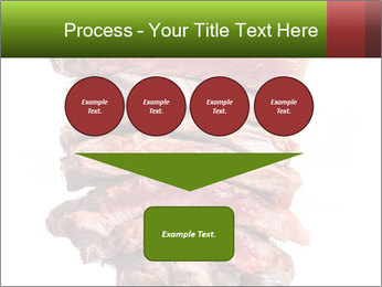 Sirloin Steak PowerPoint Template - Slide 93