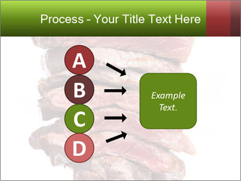 Sirloin Steak PowerPoint Template - Slide 94