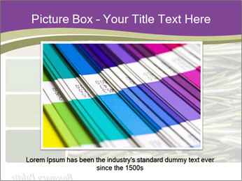 A background closeup PowerPoint Template - Slide 16