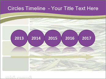 A background closeup PowerPoint Template - Slide 29