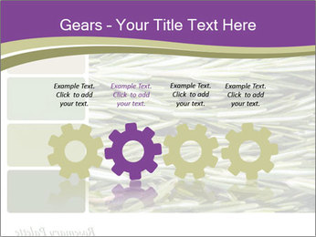 A background closeup PowerPoint Template - Slide 48