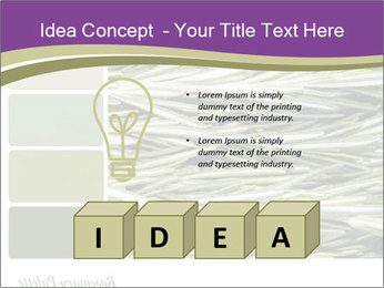 A background closeup PowerPoint Template - Slide 80