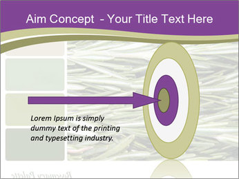 A background closeup PowerPoint Template - Slide 83