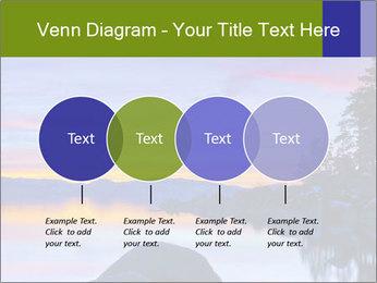 Lake Tahoe Sunset PowerPoint Template - Slide 32