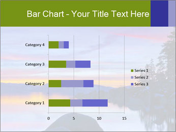 Lake Tahoe Sunset PowerPoint Templates - Slide 52