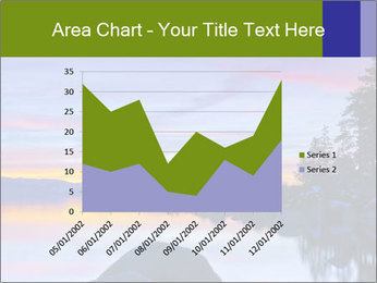 Lake Tahoe Sunset PowerPoint Templates - Slide 53