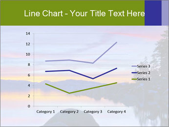 Lake Tahoe Sunset PowerPoint Template - Slide 54