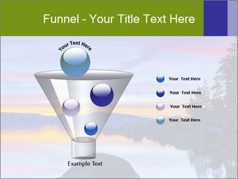 Lake Tahoe Sunset PowerPoint Template - Slide 63
