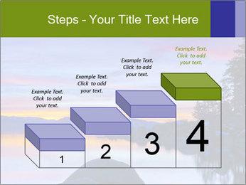 Lake Tahoe Sunset PowerPoint Template - Slide 64
