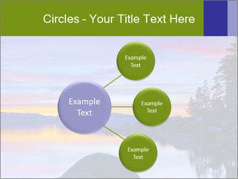 Lake Tahoe Sunset PowerPoint Template - Slide 79