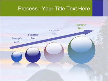 Lake Tahoe Sunset PowerPoint Template - Slide 87