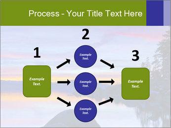 Lake Tahoe Sunset PowerPoint Templates - Slide 92