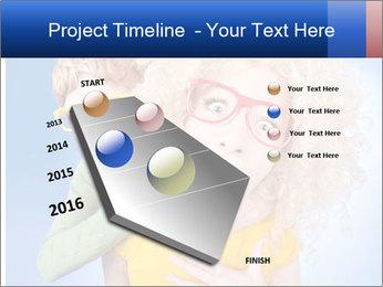 Mars and Venus PowerPoint Template - Slide 26