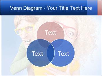 Mars and Venus PowerPoint Template - Slide 33