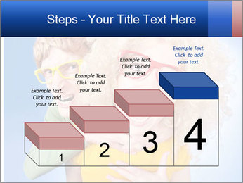 Mars and Venus PowerPoint Templates - Slide 64