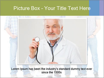 Group of men PowerPoint Templates - Slide 15