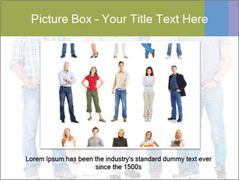 Group of men PowerPoint Templates - Slide 16